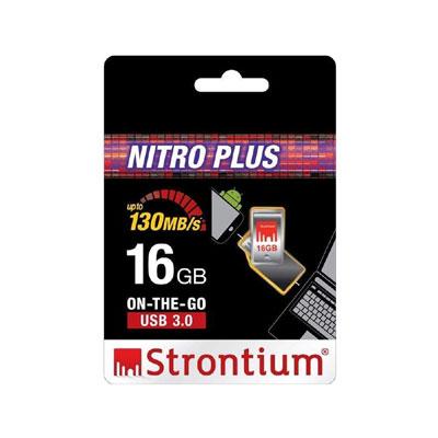 Strontium 16GB Nitro Plus OTG Pen Drive USB3.0