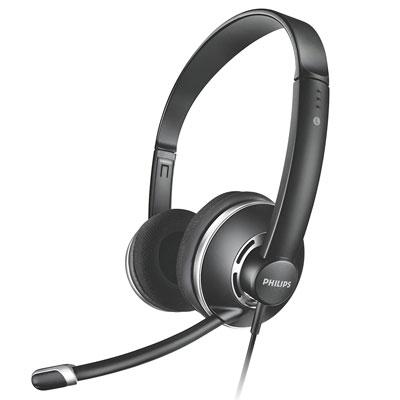 Philips-SHM7410U-Wired-Headset-with-Mic-Open-Box