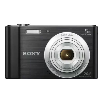 Sony DSC-W800 20.1 MP Point and Shoot Digital Camera with 5X Optical Zoom