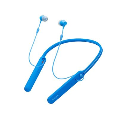 Sony C400 Bluetooth Headset with Mic (Blue, In the Ear)