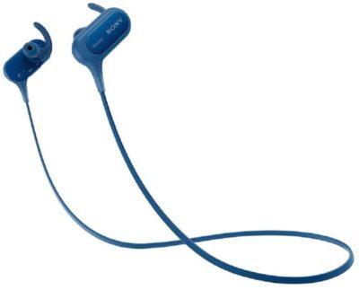 Sony XB50 Bluetooth Headphone (Blue, In the Ear)