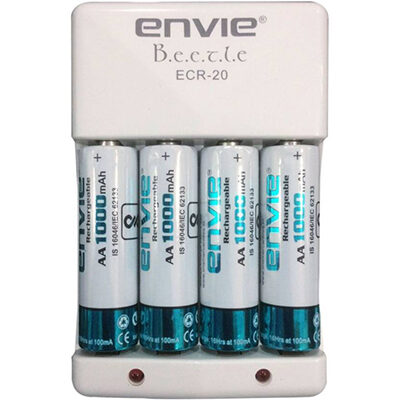 ENVIE 1000MAH 4NOS BATTERY CHARGER