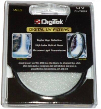 Digitek 58mm UV Filter