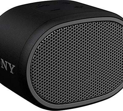 sony xb01 bluetooth speaker black