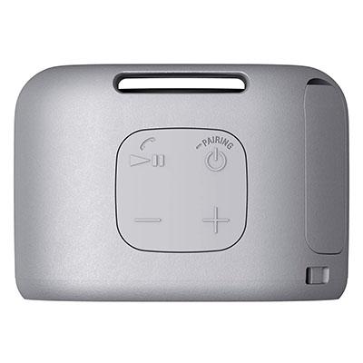 Sony SRS-XB01 Portable Bluetooth Speaker (White, Mono Channel)