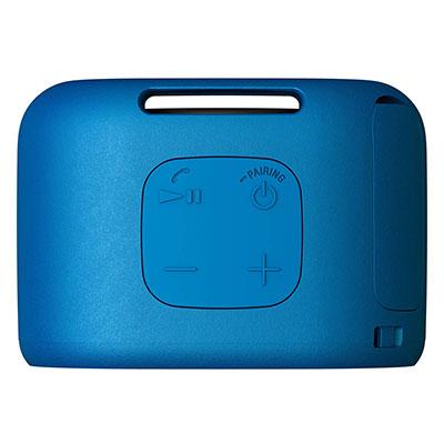 Sony SRS-XB01 Portable Bluetooth Speaker (Blue, Mono Channel)