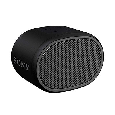 Sony SRS-XB01 Portable Bluetooth Speaker (Black, Mono Channel)
