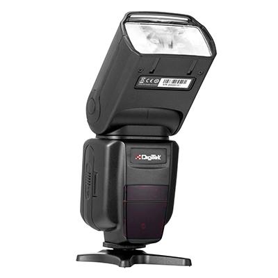 Digitek Speedlite DFL 985 T C with inbuilt Receiver Flash (Canon)