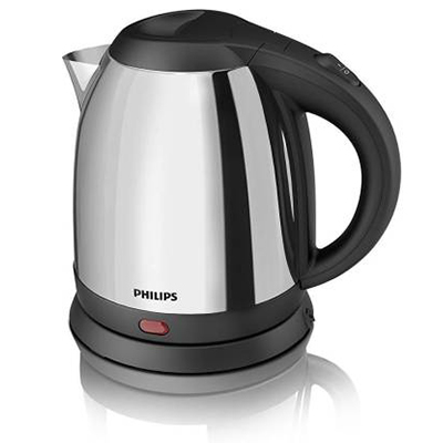 Philips HD-9303-02 Electric Kettle (1.2 L, Black)