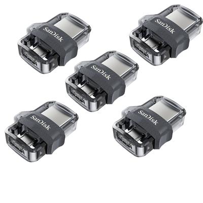 SanDisk-Ultra-Dual-m3.0-OTG-32-GB-Pen-Drive-pack of 5