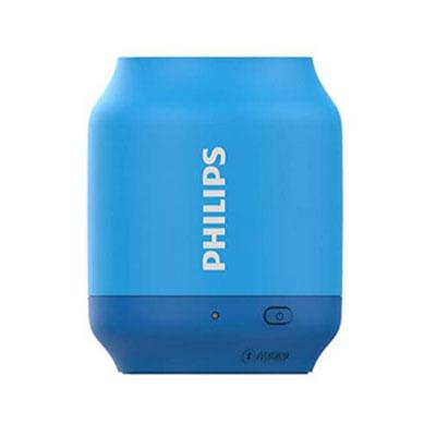 Philips BT50A Bluetooth Speaker Blue