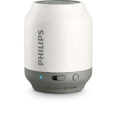 Philips BT51W/00 2 W Bluetooth Speaker