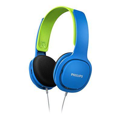 Philips SHK2000BL Headphone (Blue-Green)