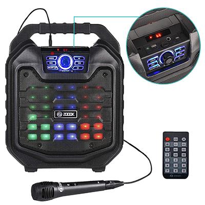 Zoook Rocker Thunder 2 30 watts Karaoke Bluetooth Speaker
