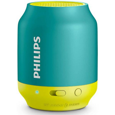 Philips BT50 GREEN Speaker