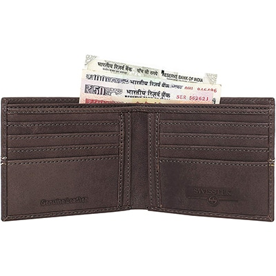 Swisstek W-018 Men's Wallet-3
