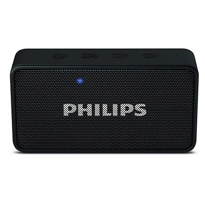 Philips BT60bk Bluetooth Speaker-3