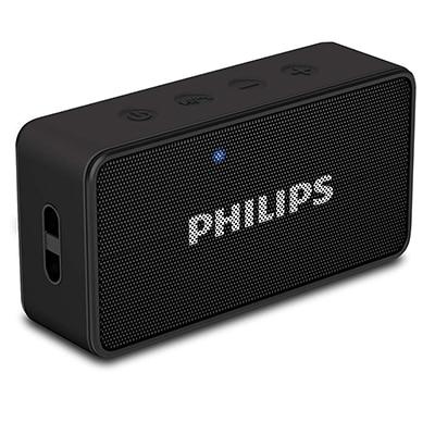 Philips BT60bk Bluetooth Speaker