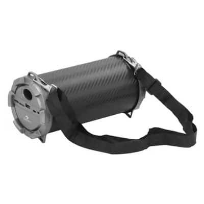 Zebronics Barrel 5W Bluetooth Speaker (Black, Mono Channel)