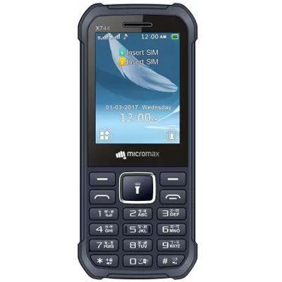 Micromax X744 MobileBLUE