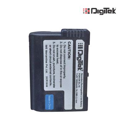 Digitek Nikon Compatible ENEL 15 Rechargeable Lithium-ion Battery