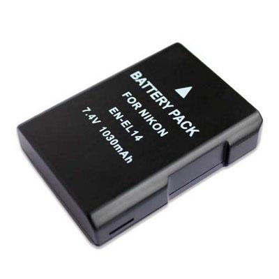 Digitek Nikon EN-EL14 Rechargeable Li-ion Battery