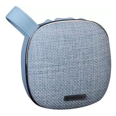Zebronics ZEB-PASSION Bluetooth Speaker (Blue, 2.1 Channel)