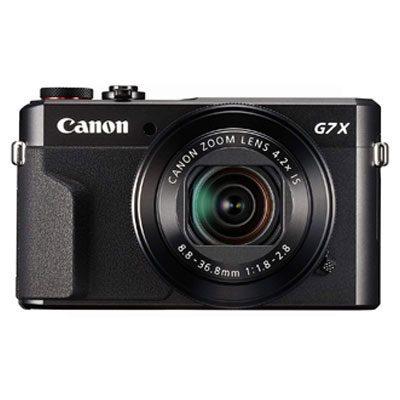 Canon-Power-Shot-G7X-Mark-II-Digital-20.1-Megapixel-(Black),-Camera