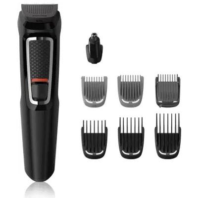 Philips MG3730 Multi-Grooming Kit For Men Runtime: 60 min Trimmer for Men(Black)
