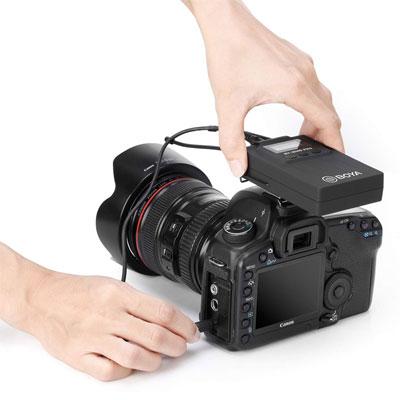 BOYA RX8 Pro UHF Dual-Channel Wireless Bodypack Receiver