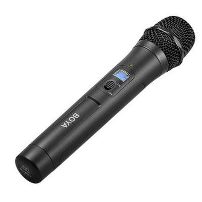 BOYA BY-WHM8 Pro UHF Wireless Handheld Transmitter Microphone