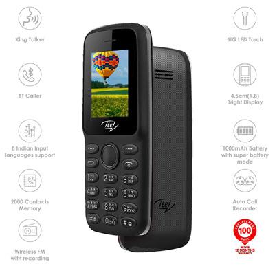 Itel IT2163 Dual Sim Mobile