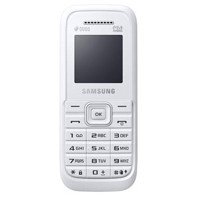 Samsung Guru FMPlus B110 Dual Sim Mobile