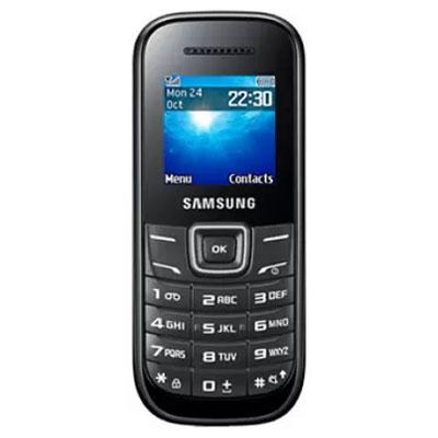 Samsung Guru 1200 feature Mobile