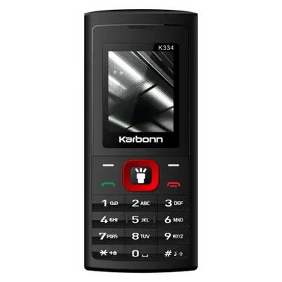 Karbonn K334 Dual Sim Mobile Phone