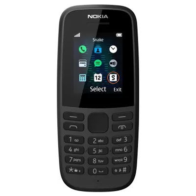 Nokia 105 Mobile ss feature phone