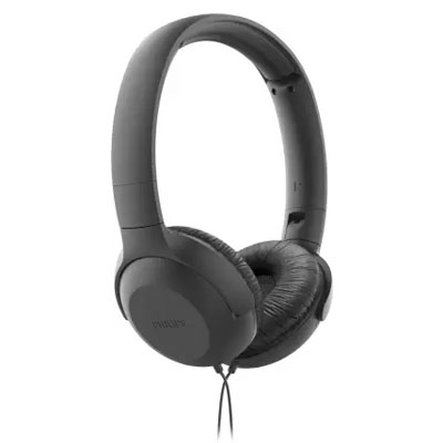 Philips UpBeat TAUH201 Bluetooth Lightweight On-Ear Headphones