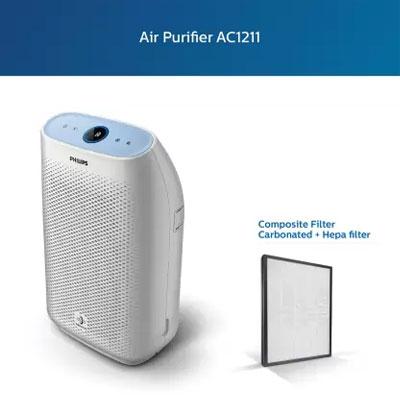 Philips AC1211/20 Portable Room Air Purifier