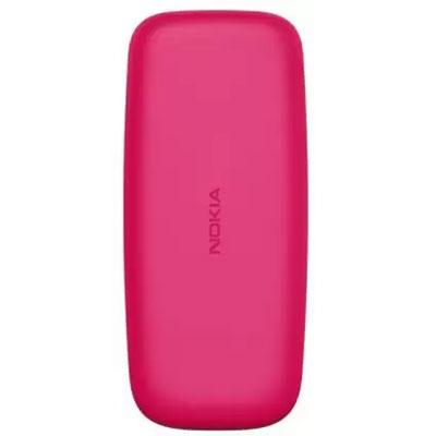 Nokia 105 (Pink) Dual SIM