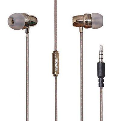 Digitek DE603 Wired Immersive Sound Earphone with Mic