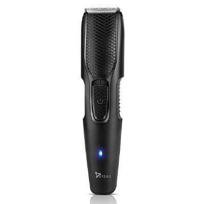 SYSKA HT200U Beard Pro Trimmer Runtime: 40 Mins Cordless Use (Black)
