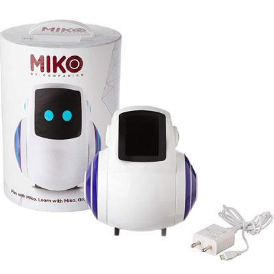 Miko My Companion Emotix PURPLE