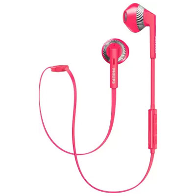 Philips SHB 5250PK Bluetooth Headset with Mic