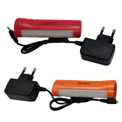 CTB PLSUPREME 006 RO Torch (Orange, Red : Rechargeable)