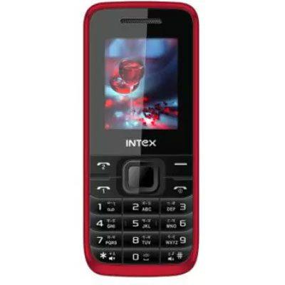 Intex Neo V FM (Dual Sim) (Black-Red) OPEN BOX