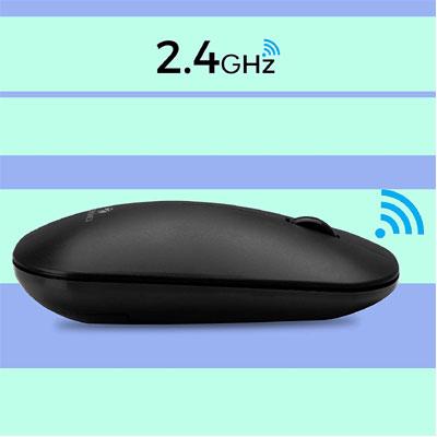 Zebronics Zeb-dazzle Wireless Optical Mouse