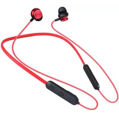 Zebronics ZEB-SLINGER Bluetooth Headset Red