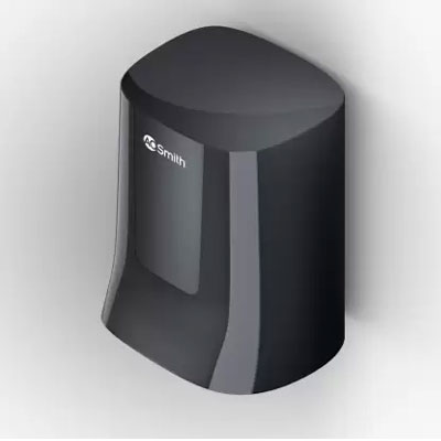 O Smith 3 L Instant Water Geyser (MINIBOT 3 LITRE BLACK,