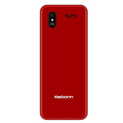 Karbonn KX23 Mobile (Black&Red)