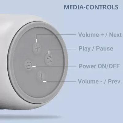 Zebronics ROVER Bluetooth Portable Speaker ( Blue )